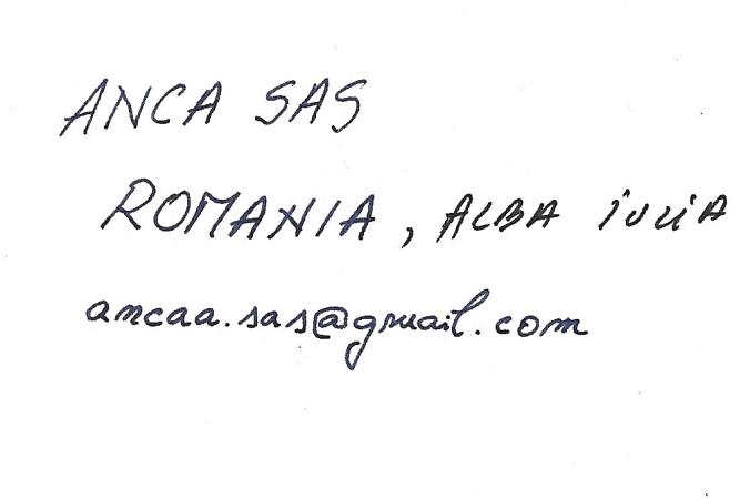 Anca Sas - Romania 3