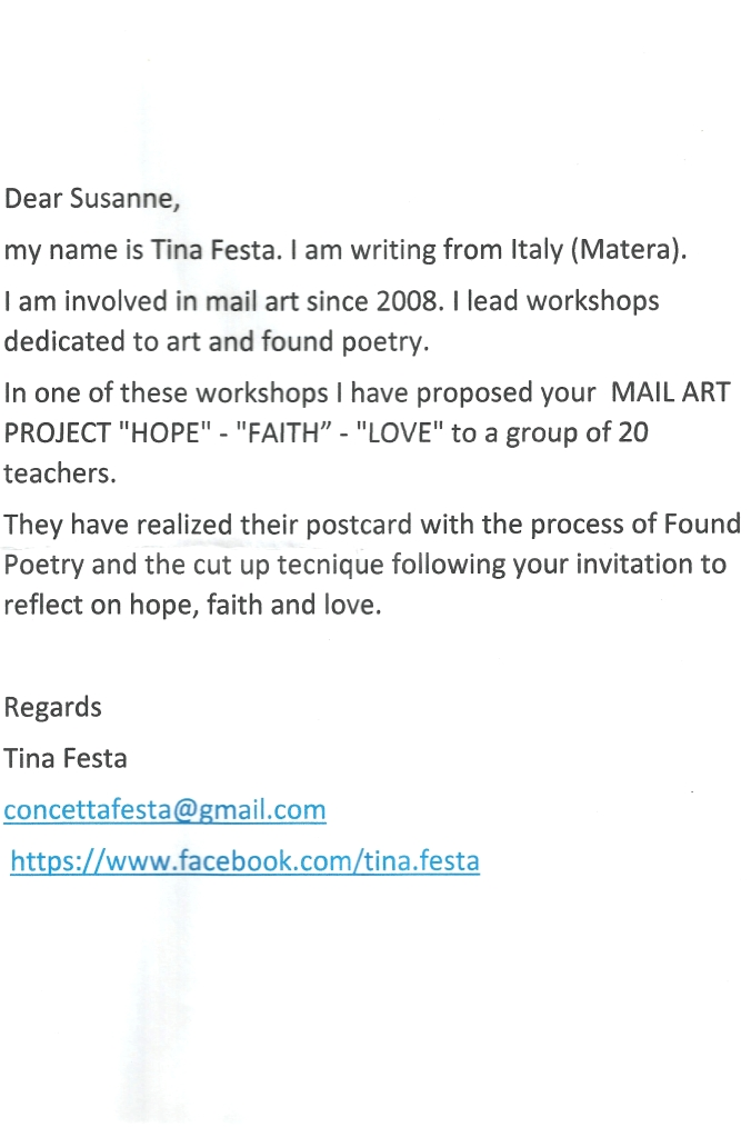 Tina Festa - Italy pppppp